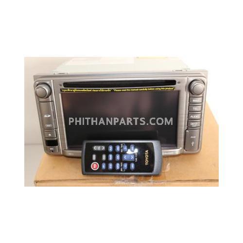 เครื่องเล่น DVD/GPS ภาษาไทย