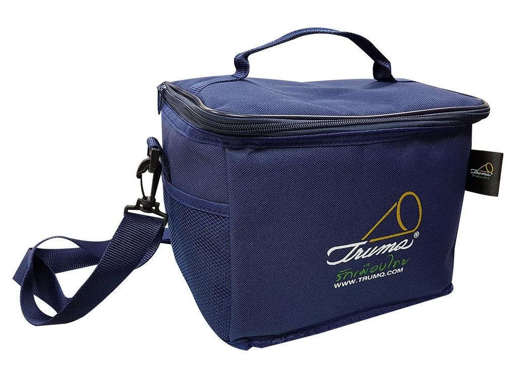 กระเป๋าเก็บความเย็น สีกรมใบเล็ก