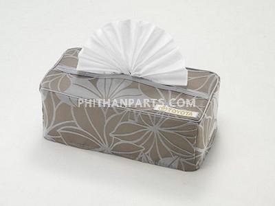 ผ้าคลุมกล่องกระดาษทิชชู่